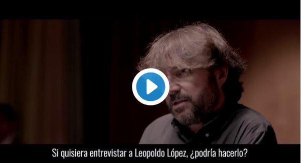 Maduro no puedo con las preguntas de Jordi Evole en Salvados