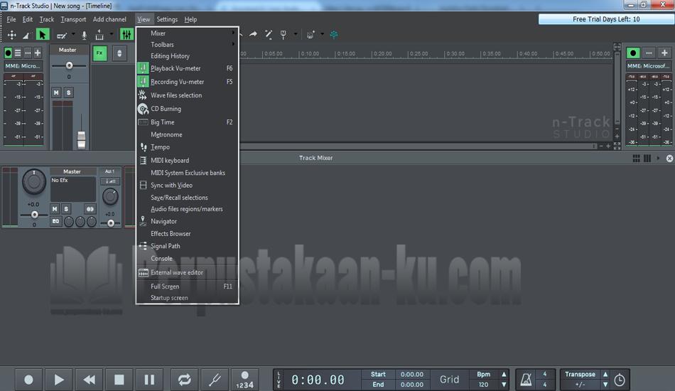 Download n-Track Studio 8 terbaru full version - Teknologi ...