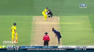 Australia vs England 4th ODI 2018 Highlights