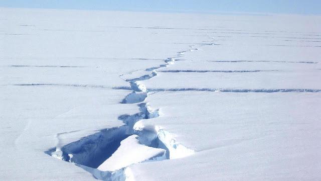 fakta antartika tempat terkering dan terdingin di dunia