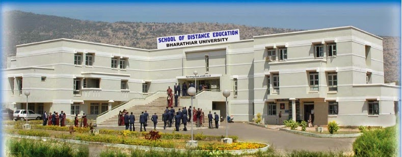 Bharathiar University Distance Education MBA