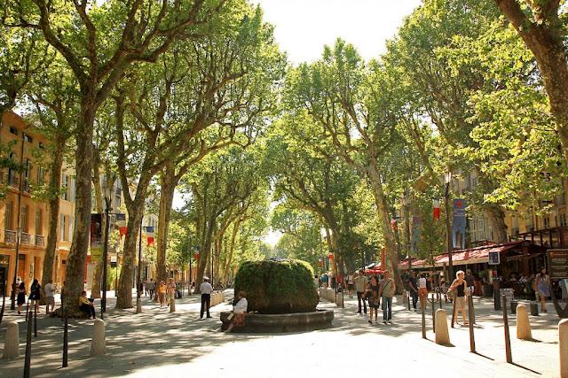 Roteiros pela Provença na França