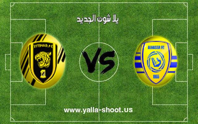 اهداف مباراة الإتحاد والنصر اليوم 21-12-2018 الدوري السعودي