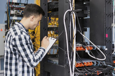 Perencenaan Sistem Instalasi Listrik 3 Fhase Industri