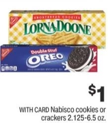 CVS Deal on Oreo Cookies 9/5-9/11