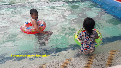 Berenang Bersenang-senang Bermain Tenang