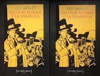 Logo Partecipa e vinci gratis una delle copie del romanzo ''Nestor Burma e la bambola''