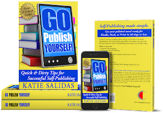 Go Publish Yourself Katie Salidas