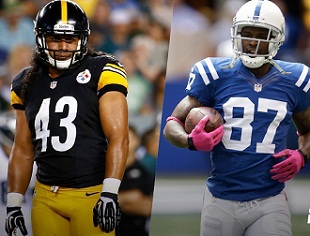 The 2020 Pro-Football Hall of Fame Modern-Era Player Finalists with their positions, years and teams: