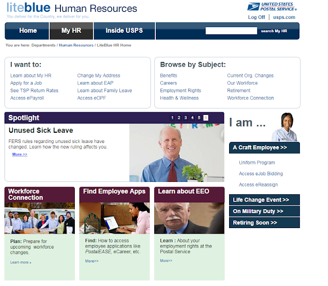 LiteBlue Gov Human Resources