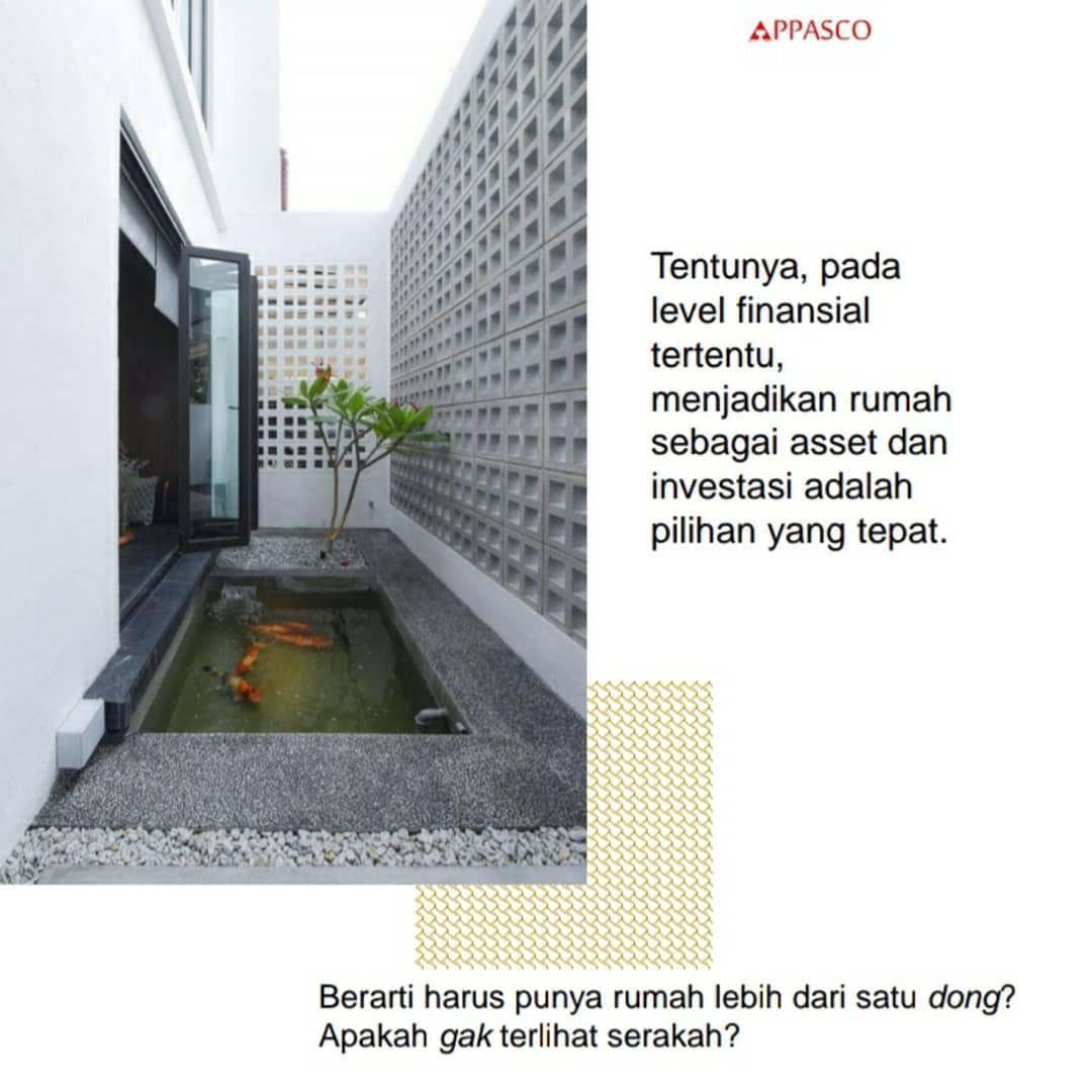 Rumah sebagai aset investasi
