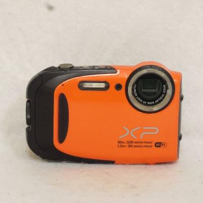 Fujifilm XP70 FinePix Camera Firmware Latest Driverをダウンロード