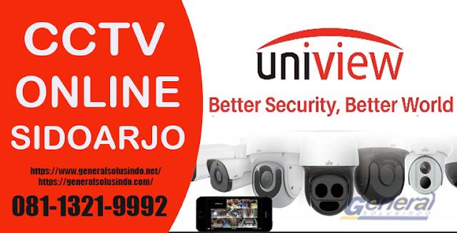 Uniview CCTV Online Sidoarjo