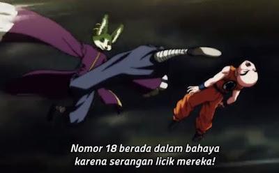 Dragon Ball Super Episode 99 Subtitle Indonesia