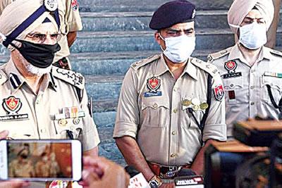 Punjab Liquar Case