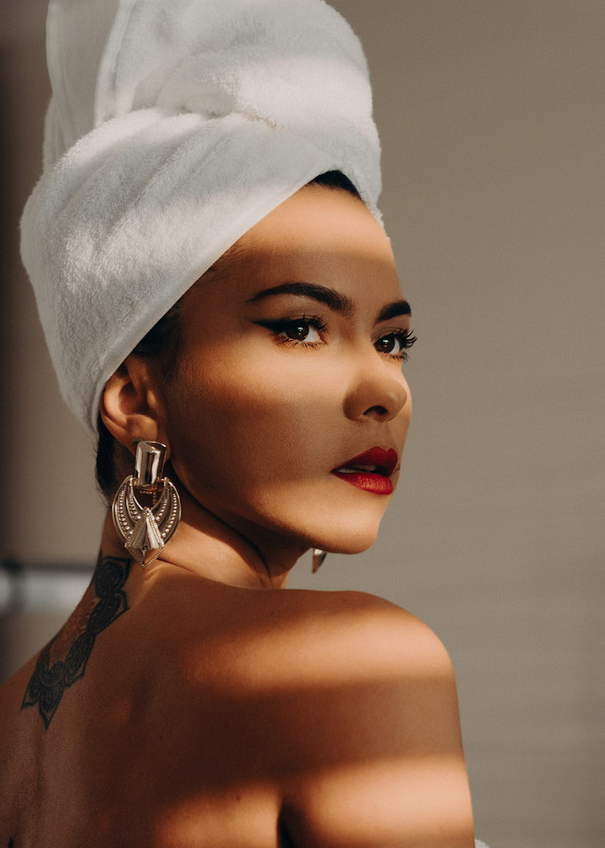 Arabian Moda x Inna Singer