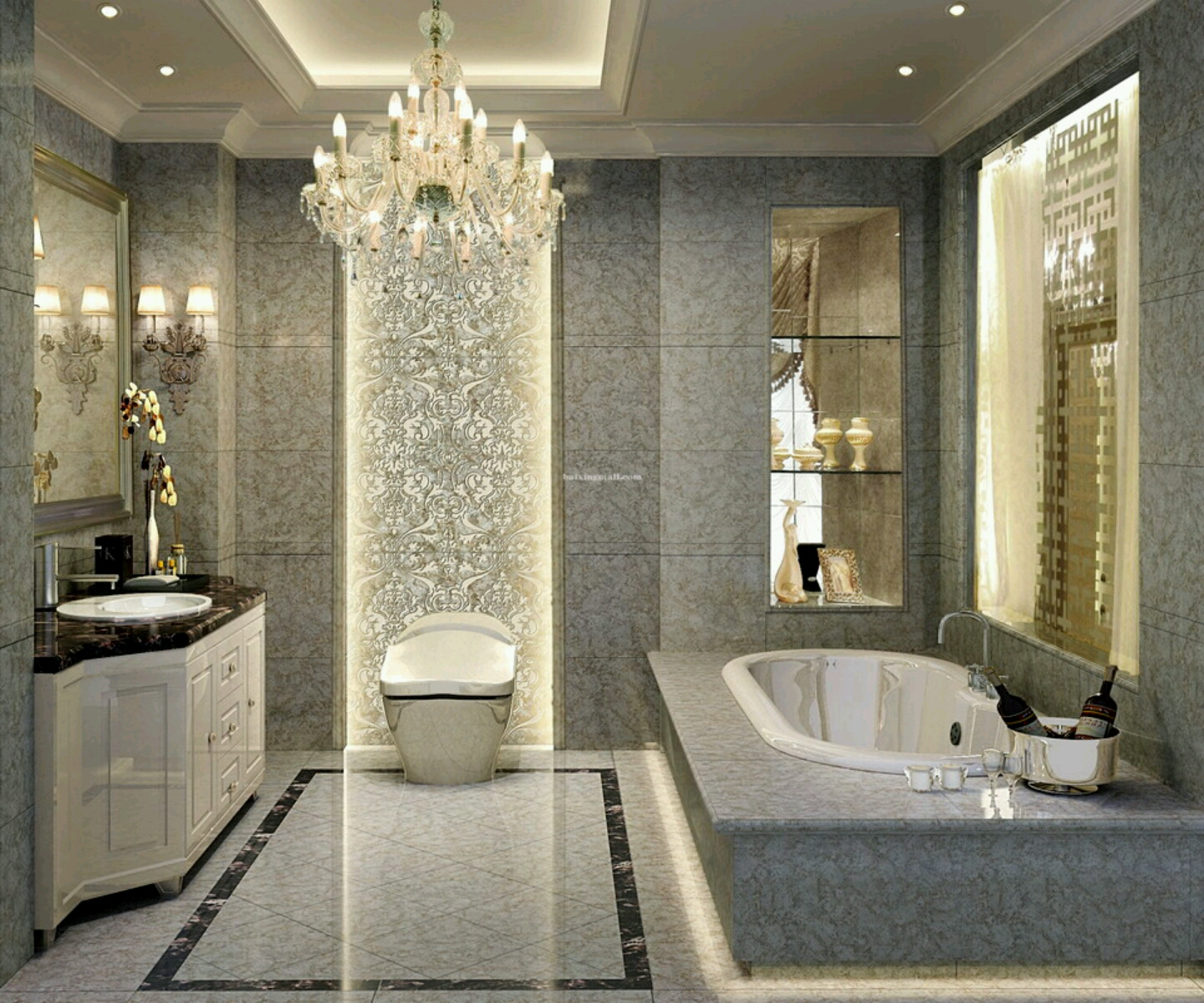 Cool Bathrooms Designs HD Wallpapers 2015  photosforwallpapers 2017