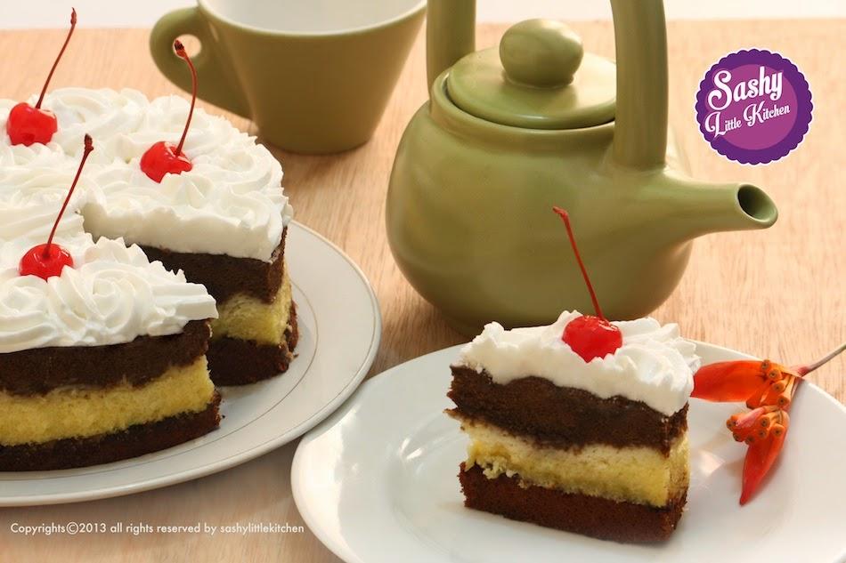 Resep Cake Tiramisu Jtt: Sashy Little Kitchen: Home Cooking And