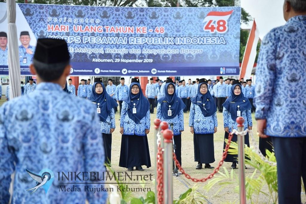 Penting! PNS Kebumen Dilarang Berikan Dukungan ke Calon Perseorangan
