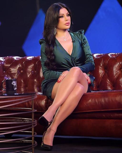 Haifa Wehbe Hot & Sexy Pics