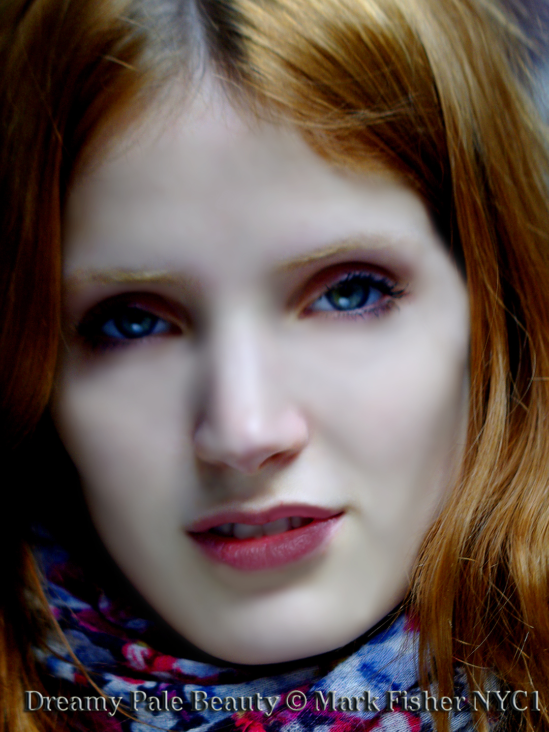 Mark Fisher American Photographer™: A Dreamy Pale Face ...