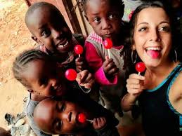 voluntariado niños Kenia Tanzania