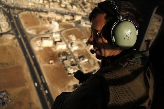 Jordan's airborne monuments men discover, protect sites