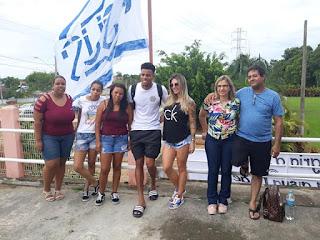 Jogo das Estrelas Amigos de Dida x Amigos do Gustavo do Corinthians no Cervejac em Registro-SP