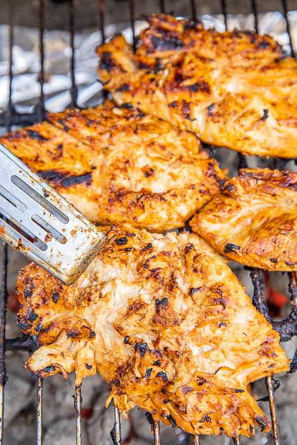 AWESOME SAUCE CHICKEN