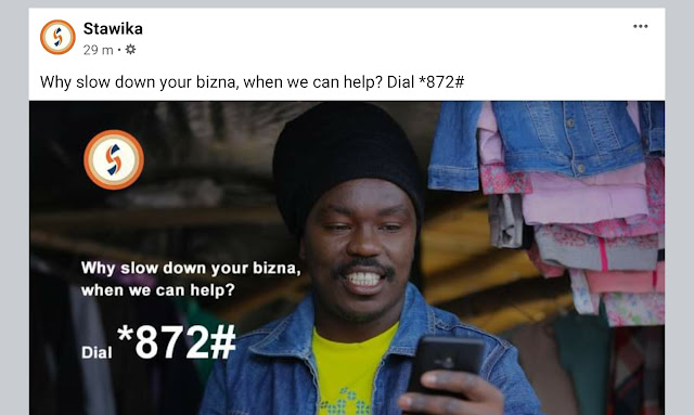 Stawika loan app