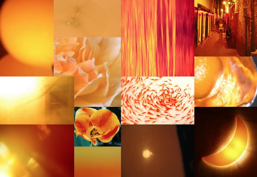 sape orange shweshwe moodboard - 856×592