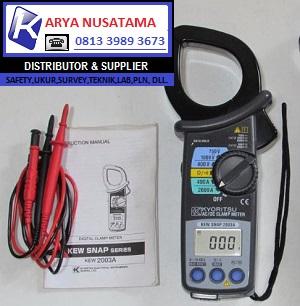 Jual Digital Clamp Meter Kyoritsu 2003a di Bogor