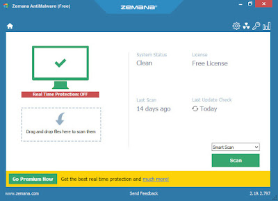 Zemana AntiMalware Full