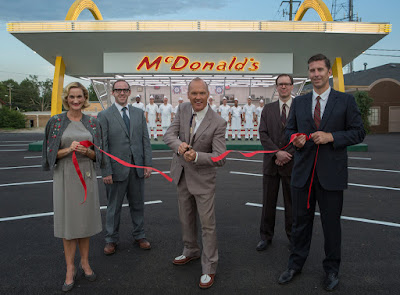 Michael Keaton in 'The Founder' First Trailer