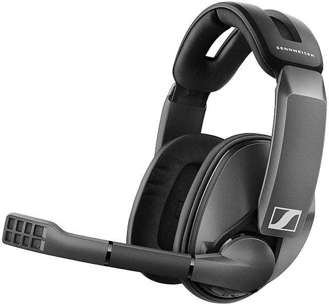 Sennheiser GSP 370 Over-Ear Wireless
