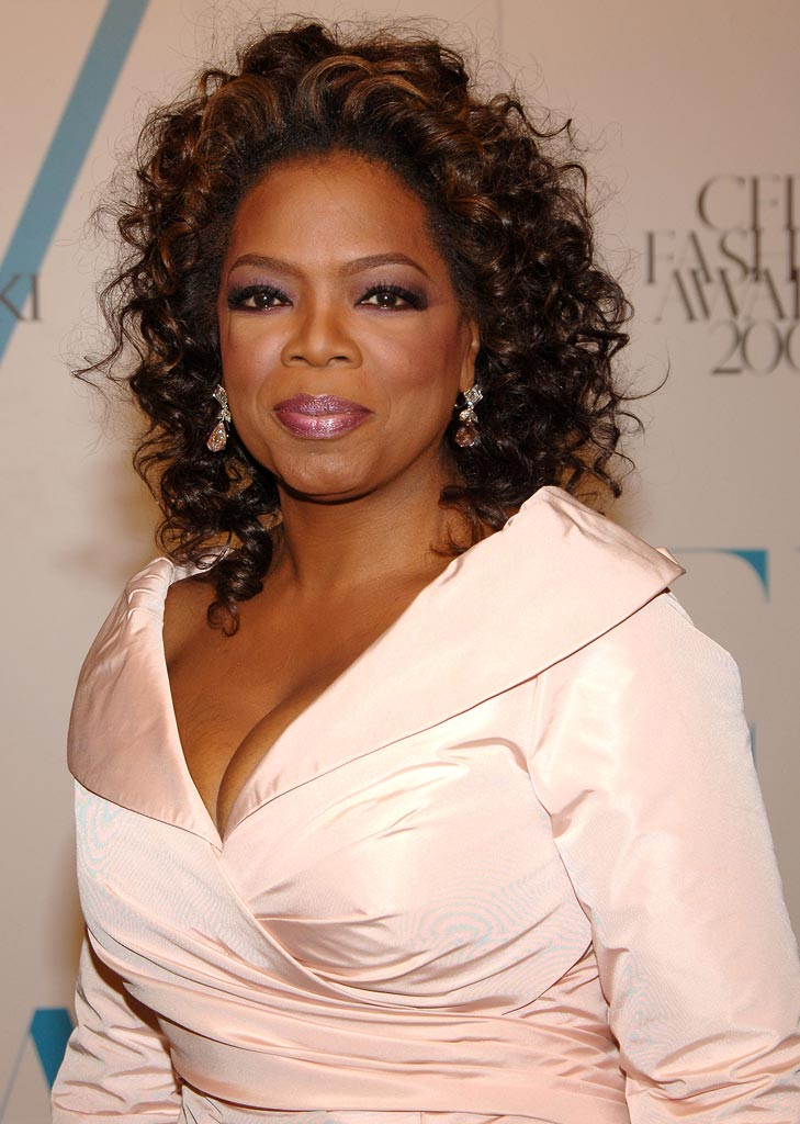Crown Chronicles: Oprah Winfrey Over The Years