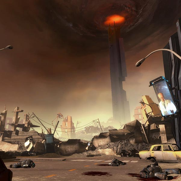 Half Life 2 Ep1 Wallpaper Engine