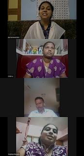 graphic பூரணசுந்தரி, சித்ரா, சோபியா, சுரேஷ்