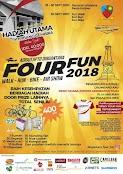 Adisutjipto Dirgantara Four Fun • 2018