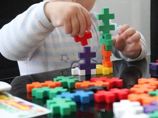 jeu de construction pour enfant