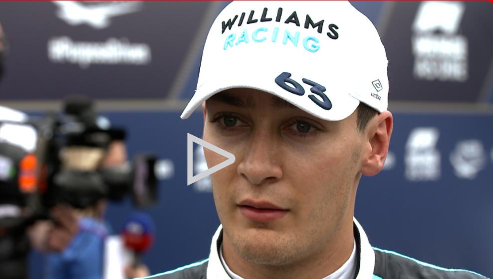 Russell diz que o Grande Prêmio da França foi 'a melhor corrida que já fiz com a Williams'