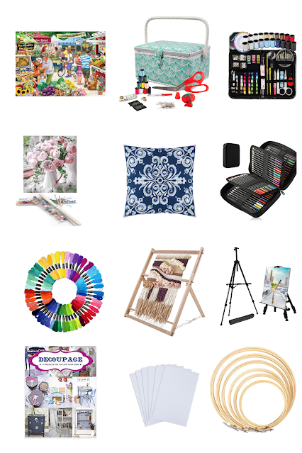 craft ideas from Amazon