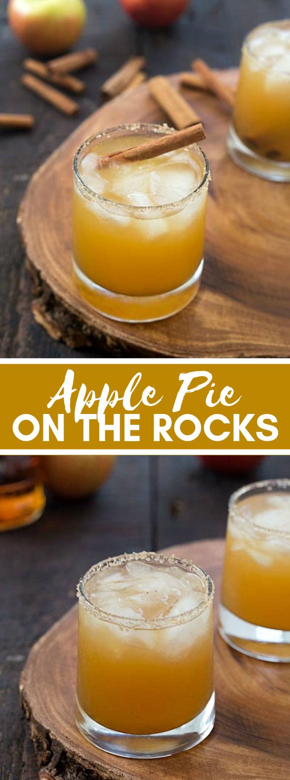 Apple pie on the Rocks #thanksgiving #christmas