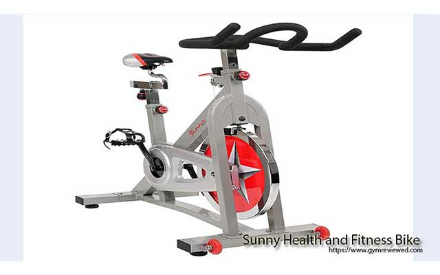 Sunny Health  Fitness Pro Indoor Cycling Bike Reviews
