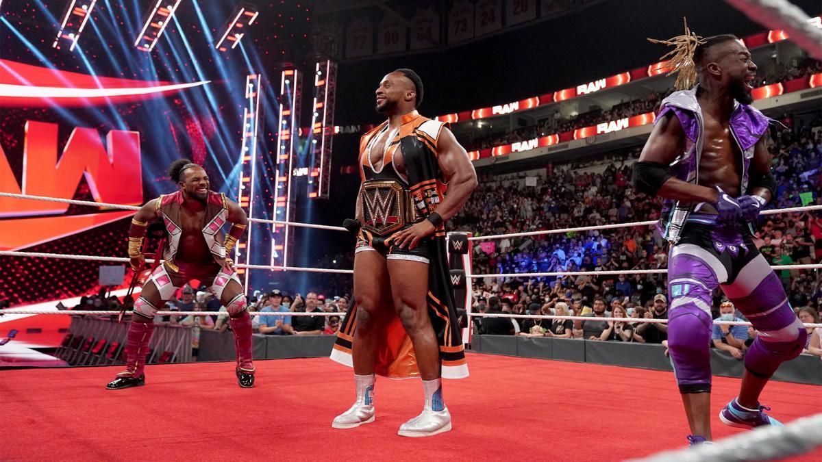 WWE Championship estará em jogo no RAW