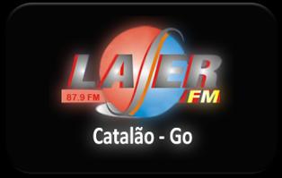 Rádio Laser FM de Catalão GO ao vivo