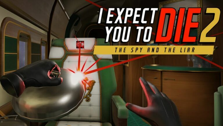 i expect to die 2 PS VR Spotlight