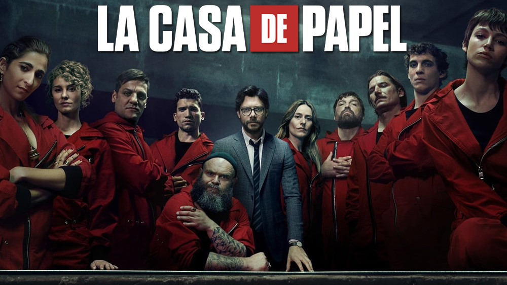 Documentalium La Casa De Papel Los Hechos Reales De La Serie