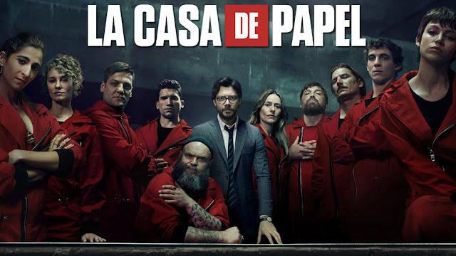 Wallpaper La Casa de Papel