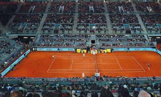 Tennis Madrid Open Tournament 2021